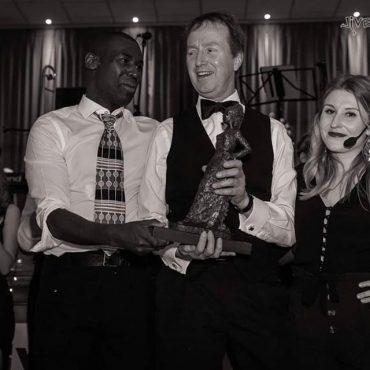 Geoff Benton Norma Miller Award Jiveswing.com