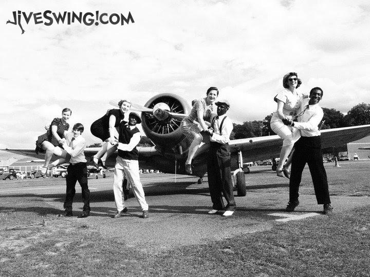 Jiveswing Aerials Logo