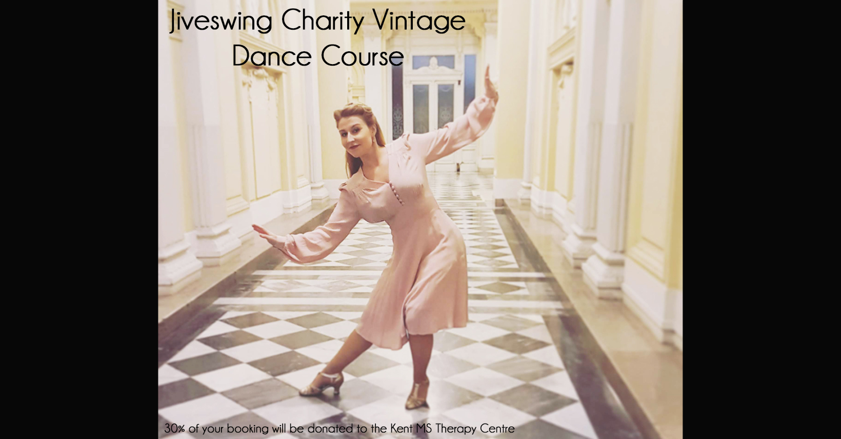 4 Week Charity Vintage Dance Course!