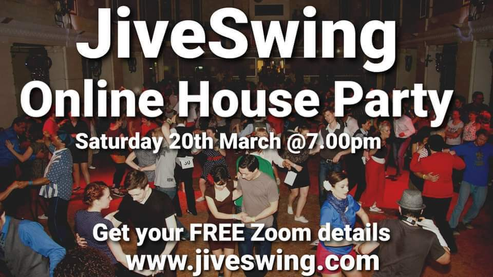 Jiveswing Online House Party
