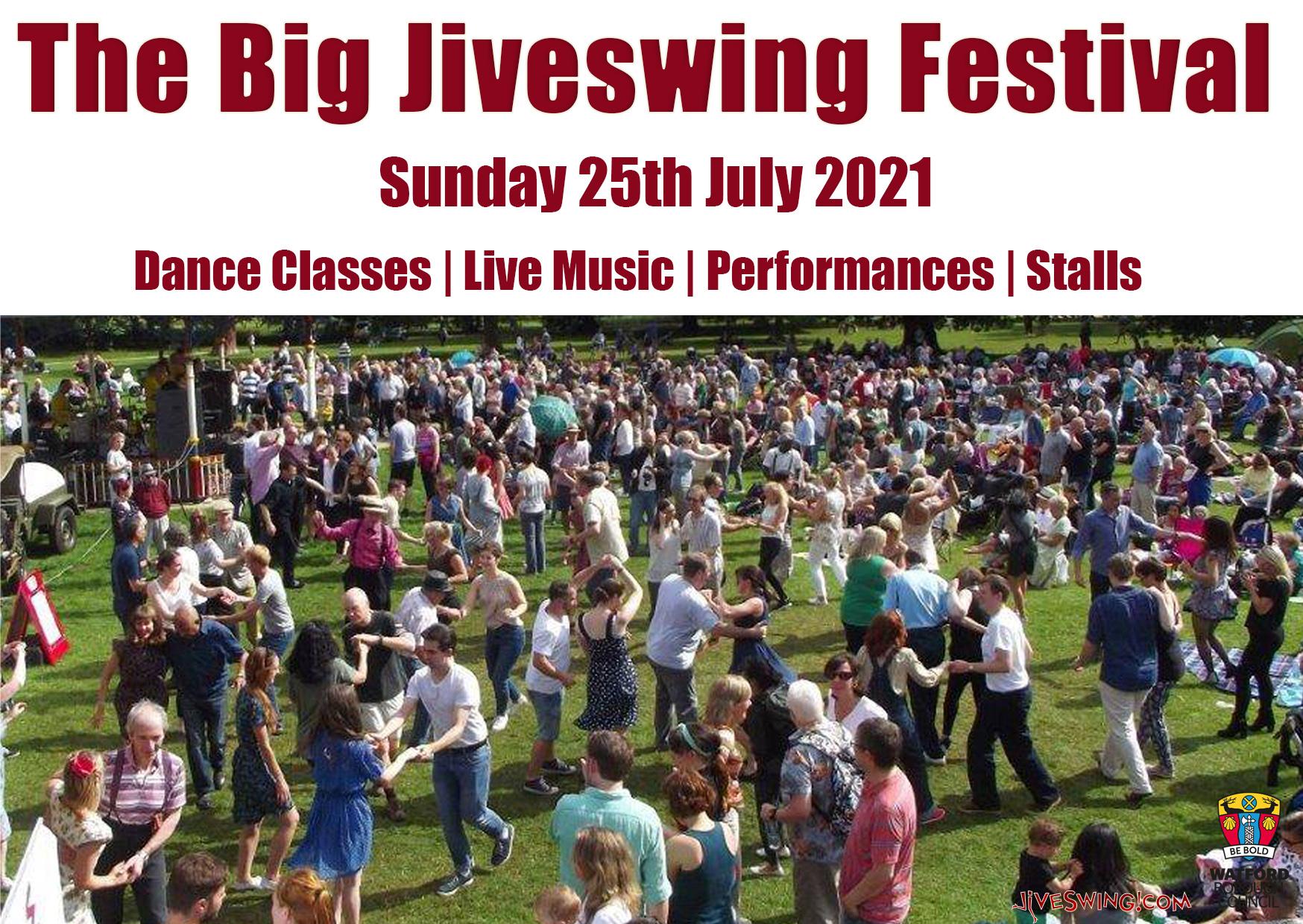 The Big Jiveswing Festival 2021