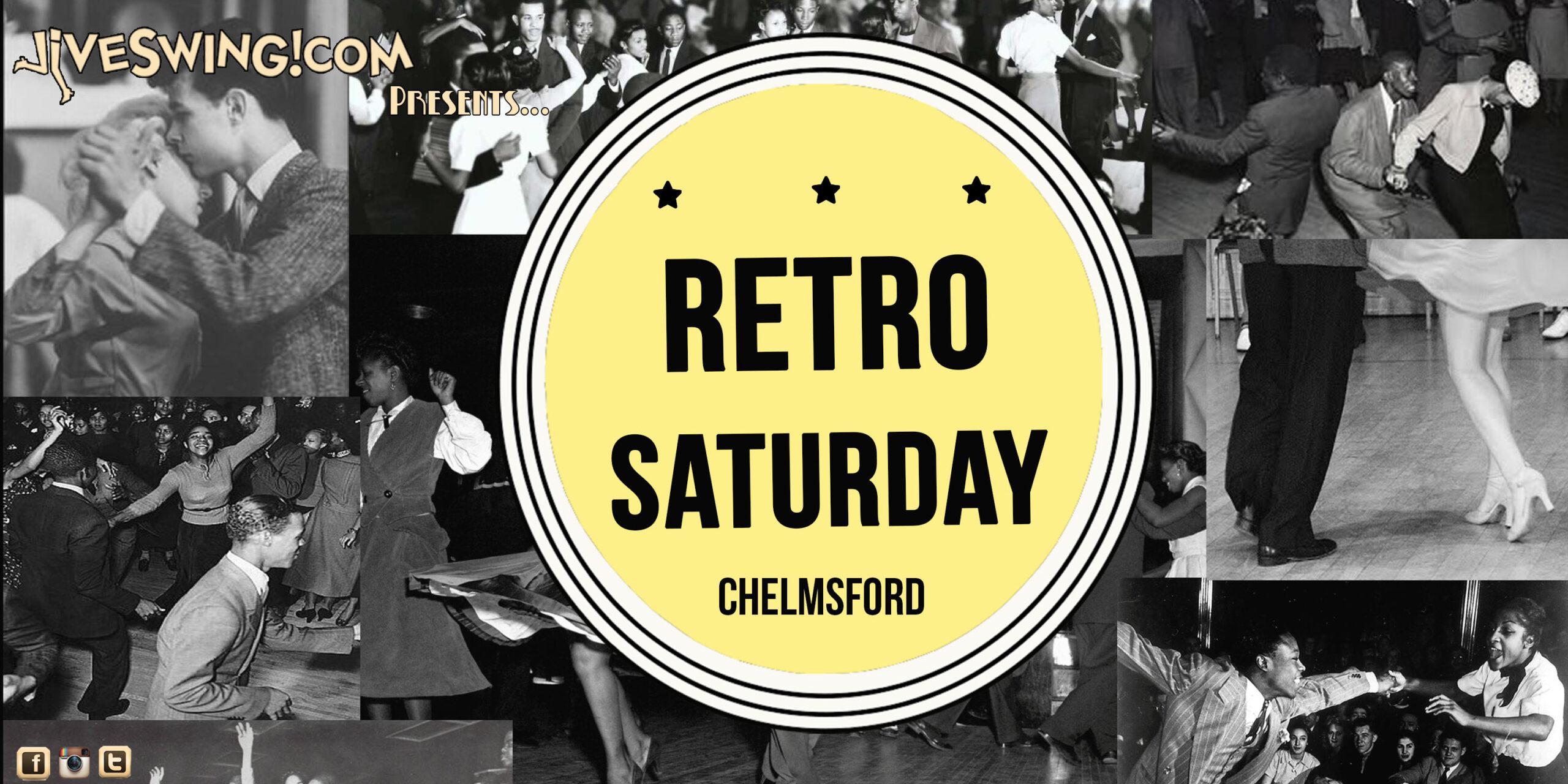 Retro Saturdays Social Dance!