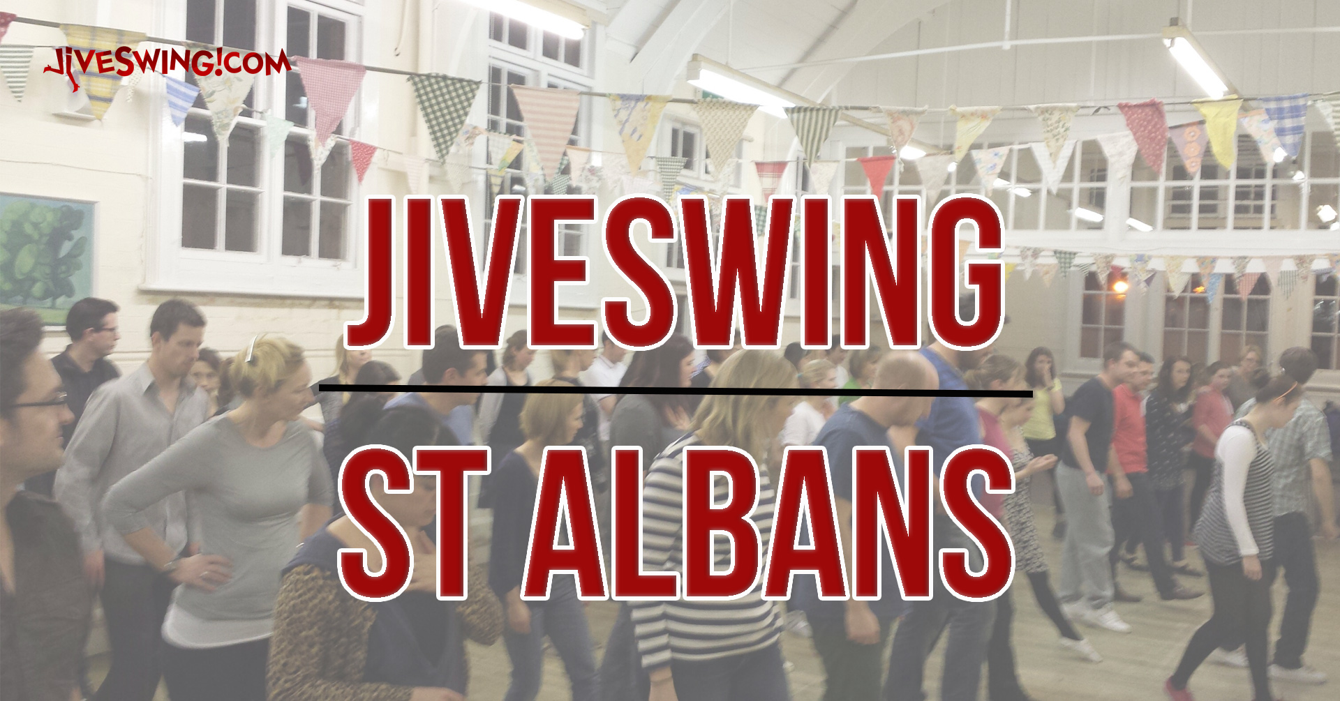 Jiveswing St Albans – 4 Week Course!
