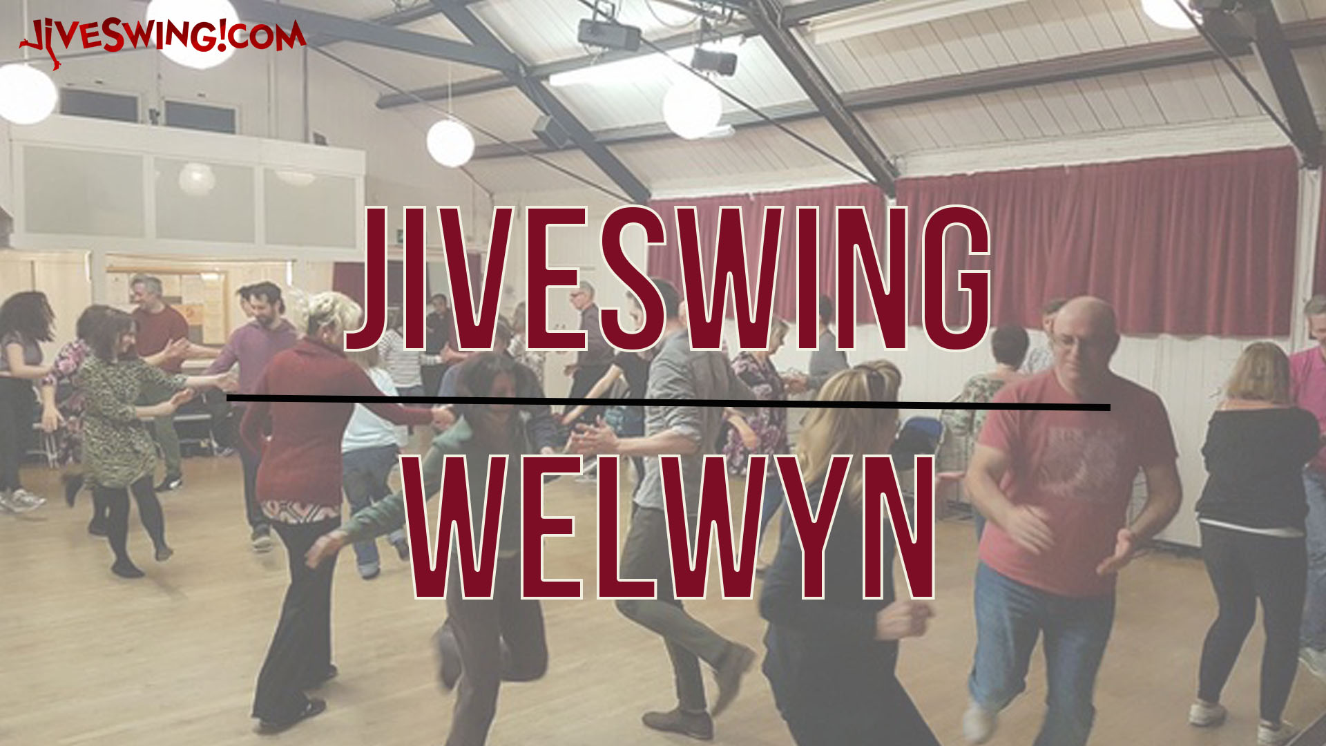 Jiveswing Welwyn – 4 Week Course!