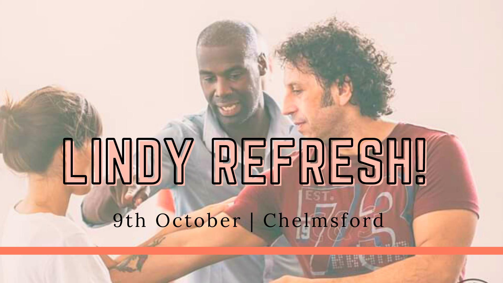 Lindy Refresh Workshop!